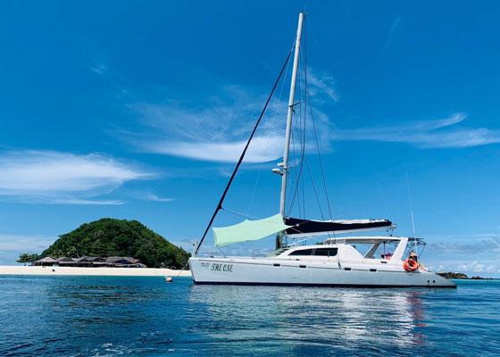 Khai Islands Catamaran