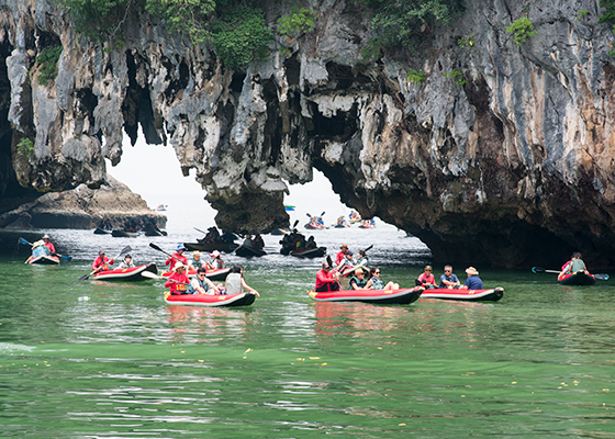 Private Tours To James Bond Tour Phuket Tour Excursion